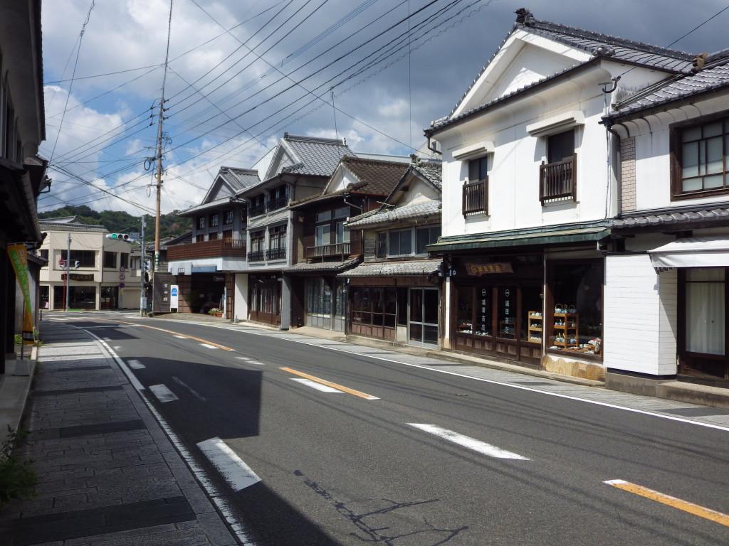 有田町内山地区の伝統的建造物群